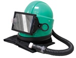 Clemco Apollo 20 HP Supplied Air Respirator/Blast Helmet
