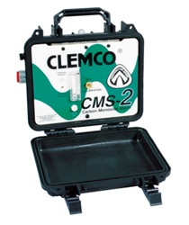 Clemco CMS-2 Carbon Monoxide Monitor/Alarm Package