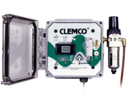 Clemco 23017 CMS-1 Carbon Monoxide Monitor/Alarm Package