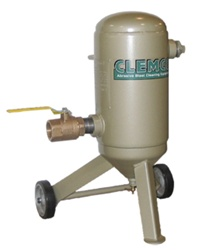 CLEMCO 23108 High Volume Compressed Air Coalescent Filter