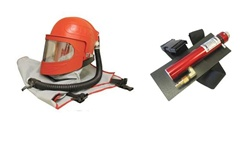 Clemco 24004 Apollo 600 HP Supplied Air Respirator with Climate-Control Tube