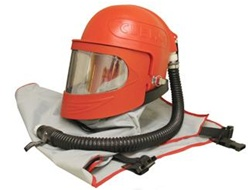Clemco Apollo 600 Blast Helmet Supplied-Air Respirators are hallmarks of safety, comfort, and performance