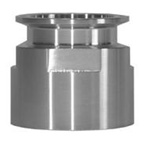 Dixon 22MP-G300250 3 x 2.5 304SS Clamp x Female NPT Adapter