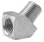 Dixon 31020400DOT DOT Push-in Union Elbow 5//32 Tube