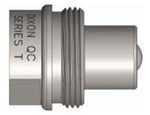 "Dixon T3F3-SS 3/8"" ENERPAC NIPPLE, 3/8"" NPTF, 316 Body Material: 316 STAINLESS Body Size: 3/8"""