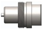 "Dixon T3F3-SS-PV 3/8"" E-PAC COUP, 3/8"" NPTF, 316SS,  Body Material: 316 STAINLESS Body Size: 3/8"""