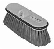 "Magnolia Brush 3046 9"" Red Flagged Nylon Ultra Block Truck Wash Brush"