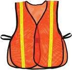 "OK-1 OK-OV1 Open Mesh Hook & Loop Closure Vest Size:S/XL (26-50"")"