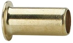 Parker L63PT-4-40 Tube Support, 1/4, Compr, Low-Lead Brass