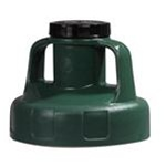 Oil Safe 100203 Utility Lid - OIL SAFE - Dark Green