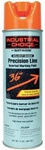 Rust-Oleum 203027 Fluorescent Orange  Marking Paint Aerosol,Size:20 oz.