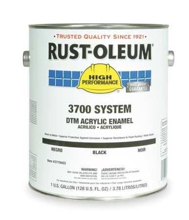 Rust Oleum 3764402 Safety Red Enamel Tint Base Size 1 Gal
