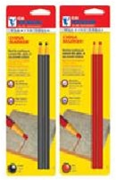 CH Hanson 10391 Black China Marker-Pk of 12