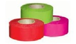 "CH Hanson 17026 Standard Green Flagging Tape, 1-3/16"" x 300Ft"