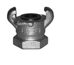 Blastline FE-25 Universal Air Coupling, Female End, Size: 1/4""