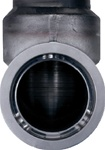 "GAL Gage Gap-A-Let Heavy Duty Socket Weld Contraction Rings, 3"", Sold Per Each"