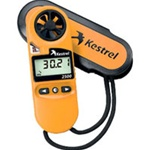 Kestrel 2500 Orange Wind Meter