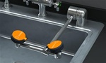 Rack and Pinion Aluminum Body L-Port FNPT Spring Return 1//2 1//2 Dixon BV3BVLR-0501BBC Brass 3-Way Industrial Ball Valve