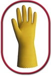 Best Master 709 Series Chemical Resistant Gloves, Sold Per Pair