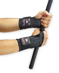 ALLEGRO 7212-03 Wrist Support, Single Strap, L, Black