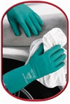 Nitri-Solve 727 Series Gloves, Per Pair