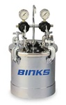 Binks 83C-220 2.8 Gallon Pressure Tank