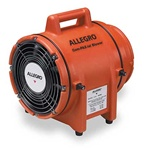 Allegro 9533 Axial Blower, 115VAC, 3200 RPM, Dia 8 In
