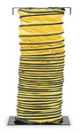 Allegro 9600-25 Ducting 25 Feet, Dia 16 In, Color Yellow
