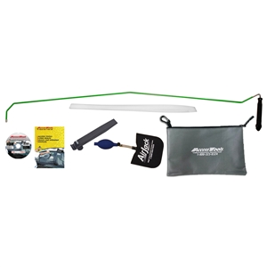 The best-selling long reach set on the market includes all of the tools needed to open virtually any vehicle on the road today.