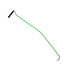 The most popular standard lenth of vinyl coated long reach tools available. Features Store-N-Go handle.