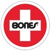 "BONES BEARINGS XLARGE RAMP STICKER - 16"" RAMP"