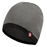 BONES BEARINGS SWISS KNIT BEANIE GRAY