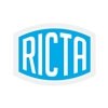 RICTA WHEELS MEDIUM STICKER - ASSORTED