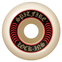 SPITFIRE FORMULA FOUR LOCK-INS 52MM 101DU WHITE