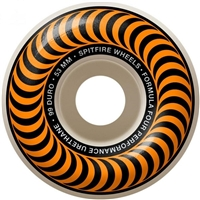 SPITFIRE FORMULA FOUR CLASSIC 53MM 99DU NATURAL