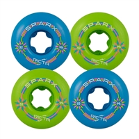 RICTA WHEELS SPARX 52MM 99A ASSORT/PARTY PACK