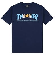 THRASHER ARGENTINA NAVY BLUE SMALL