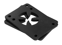 INDEPENDENT TRUCK SHOCK PADS BLACK 1/8""