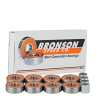 BRONSON SPEED CO. G2 BEARINGS SKATE RATED