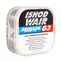 BRONSON SPEED CO. ISHOD PRO G3 BEARINGS SKATE RATED