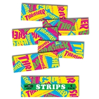 "MOB THRASHER RETRO GRAPHIC STRIPS - 9"" X 3.25"""