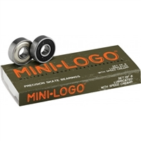 MINI LOGO BEARINGS AT S1 SHOP