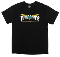 THRASHER X VENTURE COLLAB AWAKE BLACK LARGE