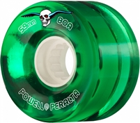 POWELL-PERALTA CLEAR CRUISER 59MM 80A GREEN