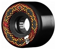 POWELL-PERALTA SNAKES 75A BLACK 66MM