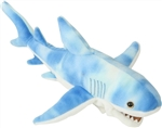 Blue Shark Finger Puppet
