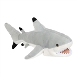 Black Tip Reef Finger Puppet