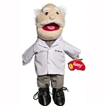 Doctor White Puppet