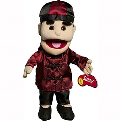 Asian Boy Puppet