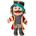 "Pirate Puppet (14"")"
